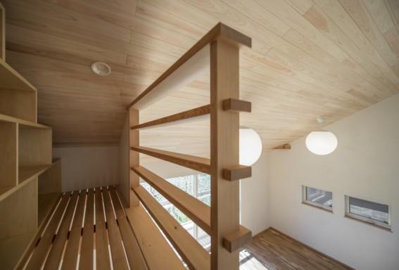 ヒノキ天井
